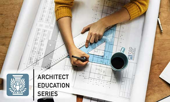 Architect Education Series Aside Image